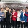 BTS(방탄소년단)2018 Asia Artist Awards(AAA) 授賞式✨