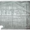 『東亜先覚志士諸霊録』に載ってゐる人々