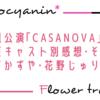【花組】「CASANOVA(宝塚)」超今更キャスト別感想:3(瀬戸かずや・花野じゅりあ)