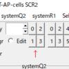 自作システムの操作パネルを改良