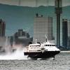 高速船ビートル号乗船記(1)... 釜山⇔博多 3時間の船旅
