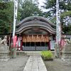 水稲荷神社(新宿区/早稲田)への参拝と御朱印