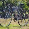 2万4千円のクロモリロードバイクをいじってみる (1) 写真撮影