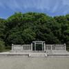 開化天皇陵を訪問(奈良市)