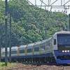 千葉のフラッグシップとして25年間活躍【255系】特急型電車 撮影の記録
