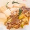 肉豆腐、鱈、ウィンナー、ちくわ天、玉子焼き