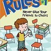 Roecoe  Rules #1 Never Glue Your Friends to Chairs by Katherine Applegate