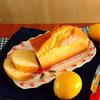 【バター、牛乳無しで出来る】混ぜて焼くだけふんわり簡単レモンケーキの作り方