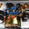 バランス入力シングルパワーアンプ製作(製作編7)