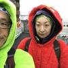 1/27の大阪国際女子マラソン&大阪ハーフマラソン、いつもの杭全で応援してます!!