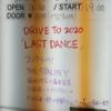 2019/11/20 DRIVE TO 2020 「LAST DANCE」 at 新宿LOFT