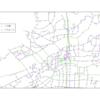 ネットワークっぽい GIS データで、ポリラインから離れたポイントを探す
