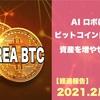【2ヵ月経過】仮想通貨の自動売買!QUOREA BTCの実績報告