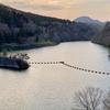 高瀬川ダム(岡山県新見)