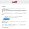 実況配信と YouTube の著作権メールについて