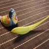 小鳥の形のペーパーナイフ
