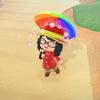 はじめてのどうぶつの森【あつ森プレイ日記59】雨の日ファッションチェック