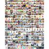 「#コロナ終息祈願コラージュ」毎日更新丸1年365作品投稿しました