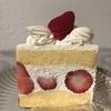 千疋屋のフルーツサンドとショートケーキ