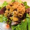 【1食135円】かつおネギポン酢サラダの自炊レシピ