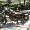 #バイク屋の日常 #ヤマハ #XT250X #洗車 #洗車日和