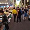 近江町市場へ行った