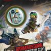 2017年9月7日新発売! 洋書「 The LEGO (R) NINJAGO MOVIE: Garmageddon in Ninjago City! (Activity Book with minifigure)」ミニフィギュア付き