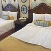 ディズニーランドホテルに宿泊。客室にはイースターエッグも