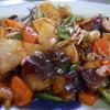 幸運な病のレシピ( 1184 )夜:酢豚、鱒のレモンタジン