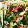 茹でタコとパクチーのピリ辛サラダ&書籍掲載のご報告