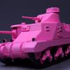 1/72 M3リーMk.1中戦車 レビュー