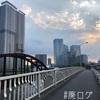 その304:【プチ冒険×廃ログ】晴海橋梁【月島夏休み2/2】