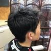 最後の頭髪検査