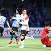ルヴァンカップ プライムステージ 準々決勝 第2戦 川崎フロンターレ 3-3 浦和レッズ