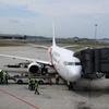 ◆フライト&機内食レポート 201907◆マレーシア航空 エコノミークラス◆クアラルンプール→シンガポール◆進行方向右側の座席がGOOD!◆