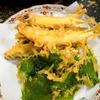 安っw【1食48円】チカと大葉の天ぷら盛り合わせの作り方