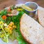 城下町久留里のカフェで自家製小麦の天然酵母パンに会う@Cafe 旅ヲスル木 千葉県君津市 初訪問