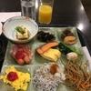 ホテルの朝食のコト