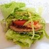 モスバーガーの低糖質ダイエット対応型の菜摘を食べてみた!