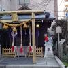 【参拝のみ】茶ノ木神社    (東京-中央区)