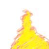 【お絵描き】それっぽい炎を描く