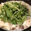 豆乳鍋はダブル出汁と柚子胡椒で超絶お酒が止まらない鍋に❗