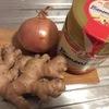 ベルリン見聞録:ドイツで風邪をひいても医者いらず?玉ねぎと生姜、蜂蜜でイガイガ喉の痛みを撃退したお話。(日曜日もEDEKAならスーパー開いているはず!)