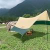 愛知県東海市の無料キャンプ場に行ってみた。