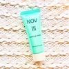 NOVの洗顔料 ノブⅢ・ノブⅡ ウォッシングクリームの口コミ・使用感想