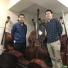 『ヒガシ絃楽器製作所(オリエンテ)』の東さんがお店に来てくれました😊