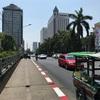 ヤンゴン発券で仕留める1行程JGCへの道⑧(中央駅からダウンタウンへ編)