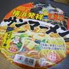 【カップ麺】横浜の名物ご当地グルメ!!「サンマーメン」がカップ麺になってた!!