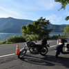 関西ツーリング定番の一つ、琵琶湖を一周してきた。