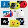 KRAFTWERK アナログ・カラーレコード盤 8タイトル10月9日発売